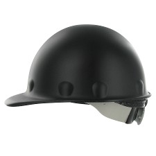 Fibremetal Hard Hat Black