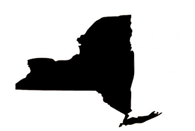 New York State Certified Women Owned Business